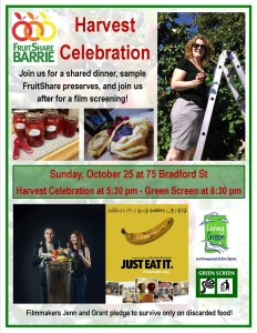 FruitShare Harvest Celebration 2015